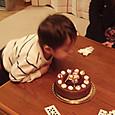 甥っ子3歳誕生日